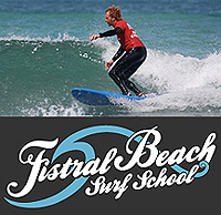 Learn To Surf at Fistral Beach Surf School in Newquay