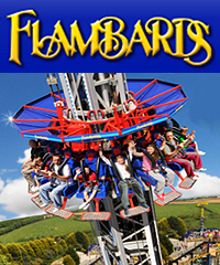 Flambards - The West Country´s Leading Attraction for Rides, Exhibitions and Family Entertainment
