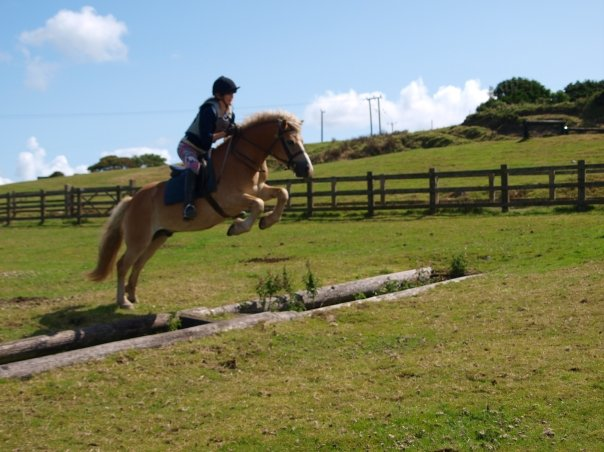 Riding holidays in Cornwall