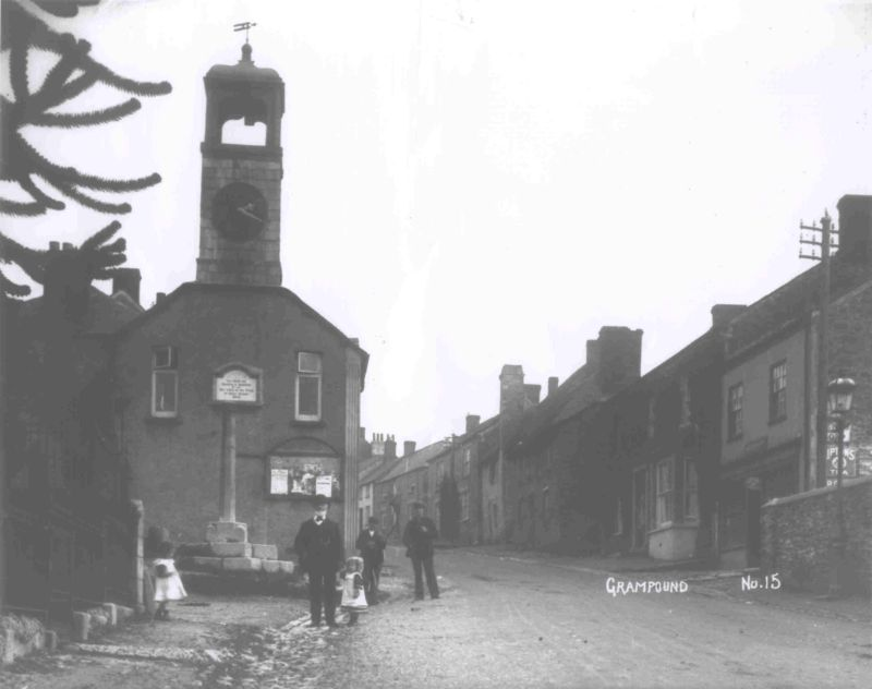 The Grampound with Creed Heritage Project