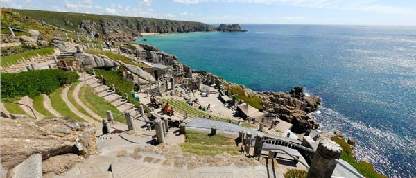 Minack Theatre & Visitor Centre - Attractions - Best Days Out Cornwall