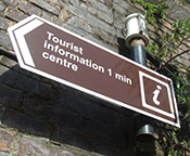 Cornwall Tourist Information Centres