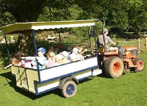 Coombe Mill Family Farm Holidays