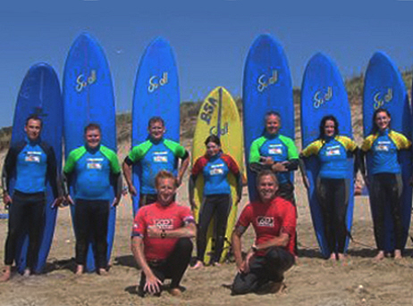 Fistral Beach Surf School, Newquay